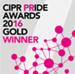 CIPR Pride Awards 2016 Gold Winner
