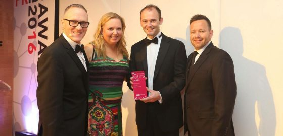 CIPR PRide Gold Award Winners