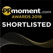 PRMoment Awards 2018 shortlisted